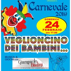 carnevale busssola manifesto